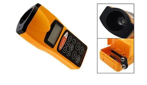 Urceri Laser Entfernungsmesser : Metro laser messgerät distanz ultrasonic: amazon.de: baumarkt
