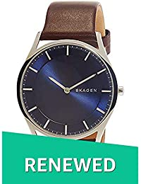 (Renewed) Skagen Holst Analog Blue Dial Mens Watch - SKW6237#CR