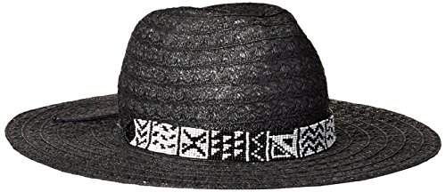 ale-by-alessandra-womens-tanzi-lace-weave-toyo-fedora-with-beaded-trim-black-one-size