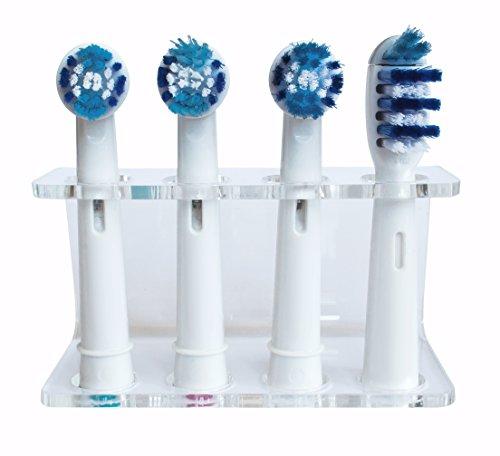 Seemii - Soporte cabezales cepillo dientes electrónico