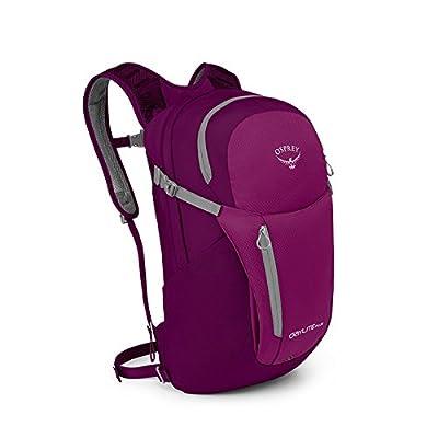 Osprey Unisex Daylite Plus Day Pack, Eggplant Purple, One Size - hiking-backpacks