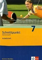 Schnittpunkt - Ausgabe für Nordrhein-Westfalen - Neubearbeitung. Mathematik für Realschulen: Schnittpunkt - Ausgabe für Nordrhein-Westfalen - ... / Arbeitsheft plus Lösungsheft 7. Schuljahr