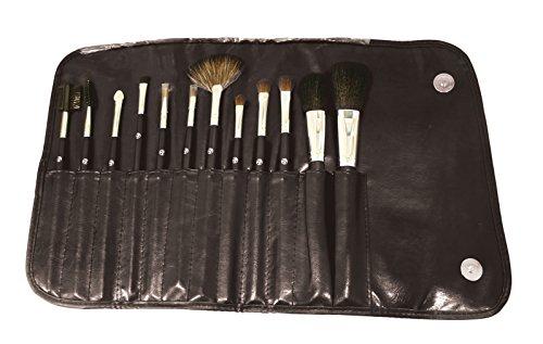 W7 Set de pinceaux à maquillage professionnels 12 pièces