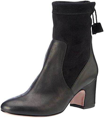 Oxitaly Damen Rosetta 340 Chelsea Boots, Schwarz (Nero), 39 EU