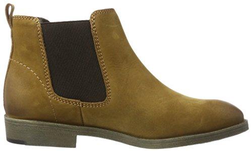 Tamaris Damen 25071 Chelsea Boots Braun (moscato)