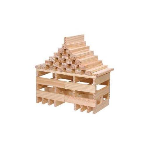 Kapla Confezione 200 Pezzi – Costruzioni in Legno