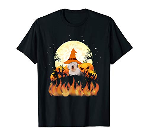 Kostüm English Old - Old English Sheepdog Tee Shirt Halloween 2019