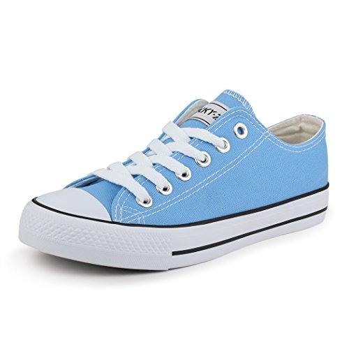 Elara - Chaussures De Sport Unisexe Pour Les Hommes Et Les Femmes, Le Textile, 36-47, Rose, Taille 37