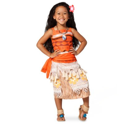 Disney Captain Hook Kostüm Kind - Moana Fancy Dress Kostüm für Kinder