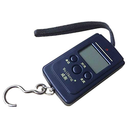 Descripción del producto: Material: plástico, componentes electrónicos Color azul Cantidad: 1 Tipo: Básculas de cocina Tamaño del producto: 10 * 8 * 1 cm / 3.93 * 3.14 * 0.39 '' Tipo de batería: baterías AAA (no incluidas) Rango de pesaje: 0.01-40kg ...