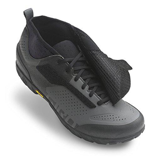 Giro Terraduro Mid - Chaussures - noir 2017 chaussures vtt shimano dark shadow/black