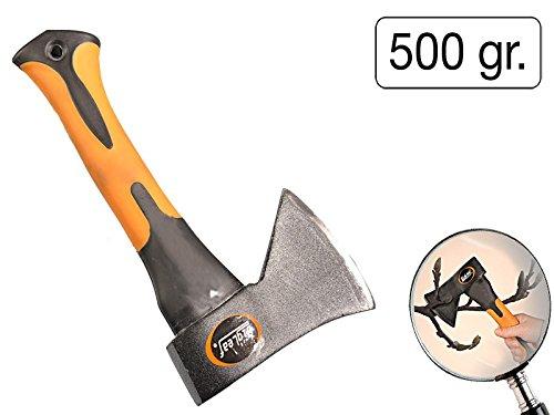 Mini Beil 500 gr. Stiel aus Fiberglas