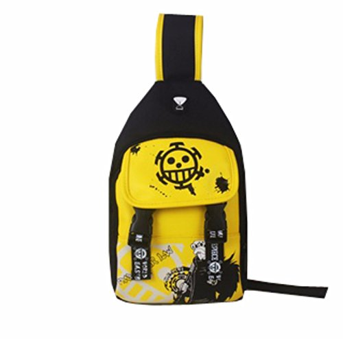 new Escuela Mochila Cartoon Casual Cartera de libros Backpack Sol Loco