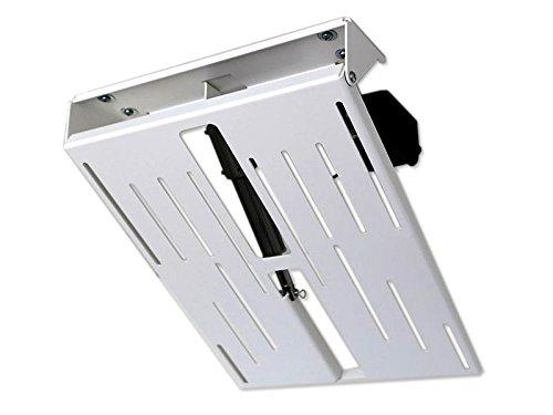 MonLines MO-05666894 elektrische Deckenhalterung, Metall, weiß, 55,6 x 44,4 x 82,5 cm