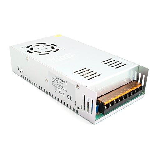 24 Volt LED Trafo Einbautrafo Netzteil Transformator Treiber für LED Leuchtmittel und vieles mehr 24V 15A 360W -