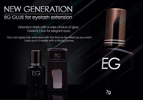 Neicha EG Super Glue pour Extension De Cils - 7ml