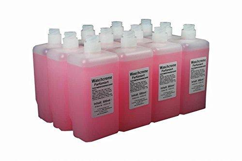 Savon pour CWS - Distributeur, 12 x 500 ml, Rose