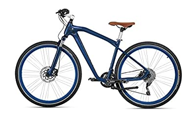 "BMW Genuine Cruise Bike Bicycle Cycle NBG III 28"" Wheel Blue S 80912412305"