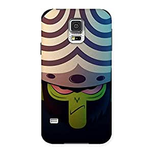 Enticing Premier Moj Multicolor Back Case Cover for Samsung Galaxy S5