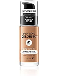 Revlon ColorStay Makeup for Normal/Dry Skin Natural Tan 330, 1er Pack (1 x 30 g)