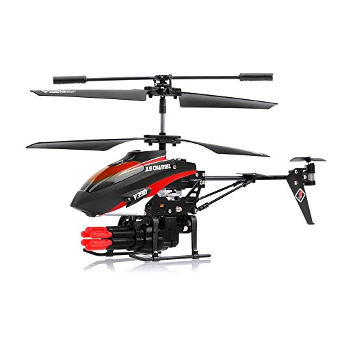 RC Modellbau-Hubschrauber mit Schussfunktion - 3