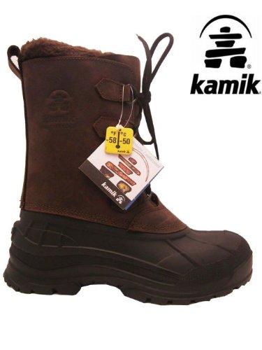 Kamik Boots Stiefel, Kinderschuh ALBORG Junior gaucho ,Größe : 31 EU