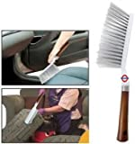 #8: SahiBUY Long Bristles Carpet Sofa Brush Also For Lint From Clothes