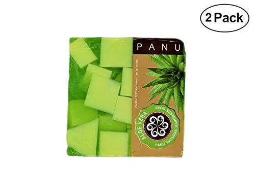 Von Natur Aus Handgemachten Seifen (2x Panu Seife Naturseife für die Körperpflege vegan tierversuchsfrei handgemacht (2x 110g))