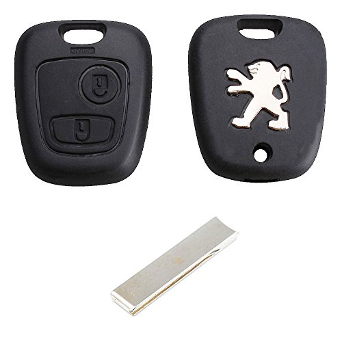 replacement-2-button-remote-car-key-fob-case-with-blade-for-peugeot-107-207-307-407-106-206-306-406-