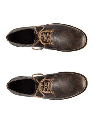 Stockerpoint Herren 6076 Derbys Braun (Old Grey)