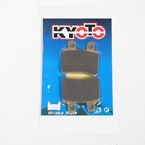 Coppia Blister di freno Kyoto Moto HM 50Cre nov