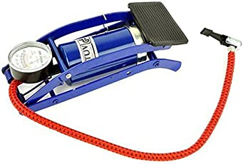 House Of Gifts Air Foot Pump For All Cars & All Bike Foot Pump Air Pump Heavy Compressor Universal