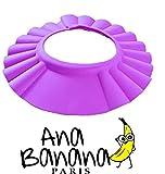Ana Banana Paris : Visière de Bain pour Shampoing (Lilas)