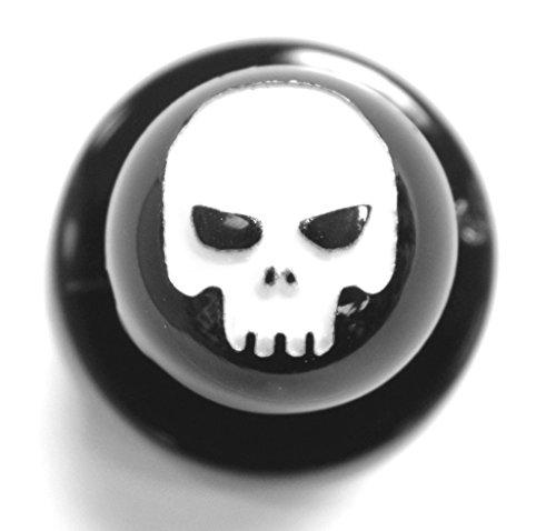 Kochjackenknöpfe Kugelknöpfe Kochknöpfe TOTENKOPF Skulls