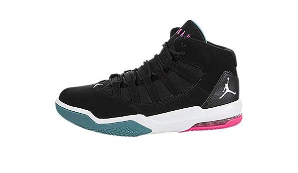 Buy Jordan Max Aura Black/White-Hyper