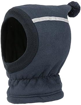 MaxiMo Thinsulate Passamontagna Bambino beanie bambini invernale 53 cm - blu scuro