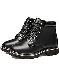 Botas térmicas de invierno Piso retro Botas casuales , black , 38