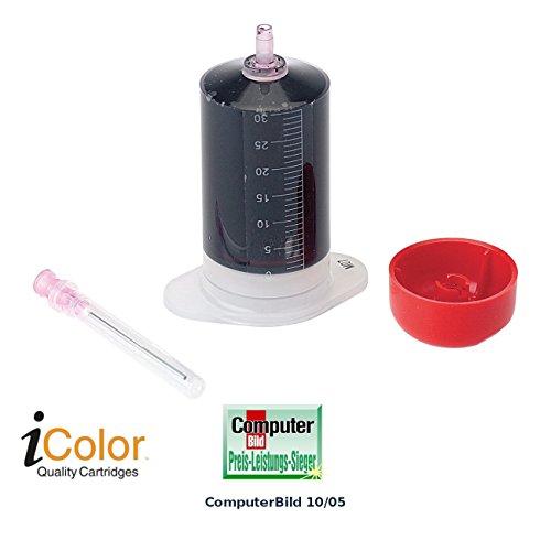 iColor Nachfüllkits: Universal-Refill-Kit COLOR (cyan/magenta/yellow) (Nachfüllset)