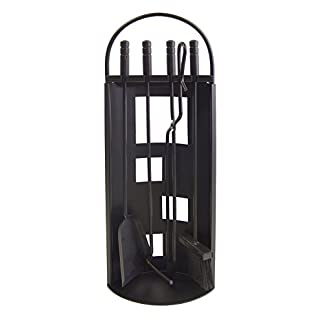 IMEX EL ZORRO 10014 Chapa (68 x 23 x 14 cm) Color Negro