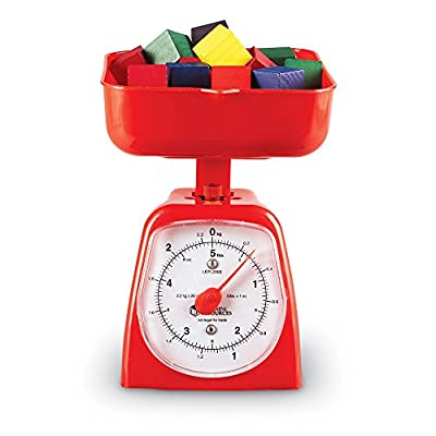 Learning Resources Platform Scale (2.2kg/5lb) from 0