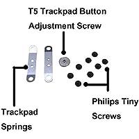 Touchpad Trackpad tornillo para Macbook Pro Unibody A1278, A1286de 2009201020112012A1342
