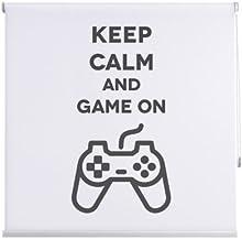 Comprar CORTINADECOR - Estor enrollable juvenil keep calm and game on