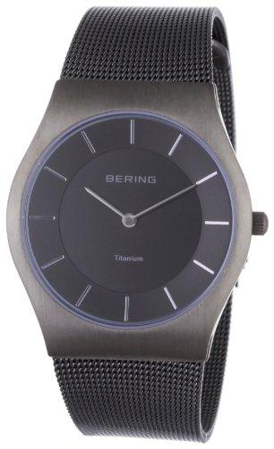 BERING Time Herren-Armbanduhr Slim Classic 11935-077