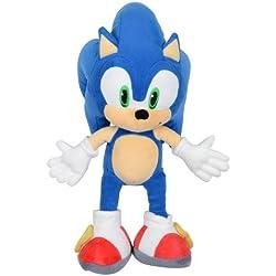 Nintendo 311788- Peluche de Sonic Solo, 30cm