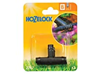 Hozelock T Piece Connection, 13 mm - Pack of 2