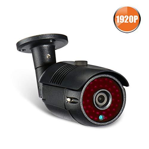 ANRAN 1920P POE Kamera 5MP hohe Auflösung Tag und Nacht Indoor Außen Kugel Überwachungskamera 3,6 MM Objektiv Power über Ethernet IR Nachtsicht Wasserdicht IP66