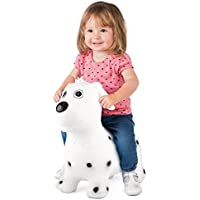 Kids' Bouncy Dog Hopper Inflatable Bouncer Toy Bouncing Animal Ride-On Toys
