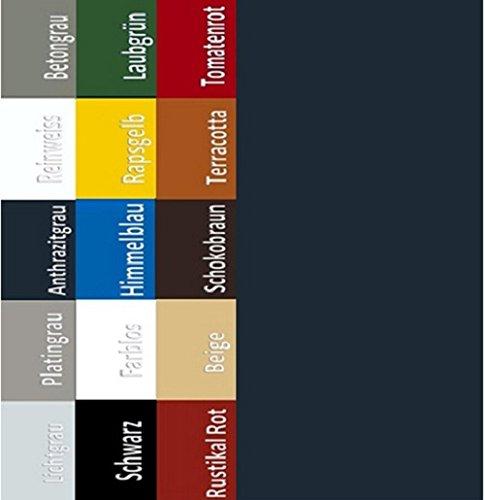 7,98EUR/L Bodenbeschichtung Bodenfarbe Boden Garagenfarbe Garagen Hallenfarbe Hallen Estrich Zement Farbe Anthrazitgrau 5L