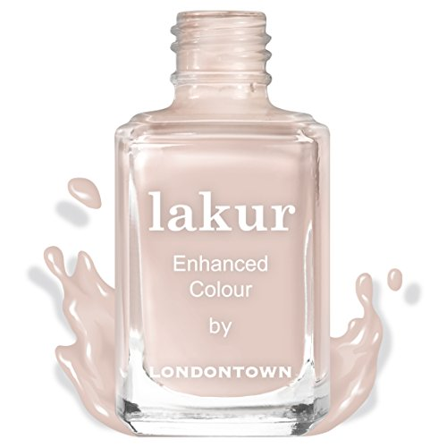 Lakur vernis à ongles: couleur: murray me (beige)