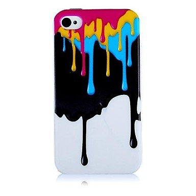 tuis-et-housses-pour-tlphones-mobiles-case-silicone-souple-motif-de-crme-glace-de-fonte-pour-iphone5
